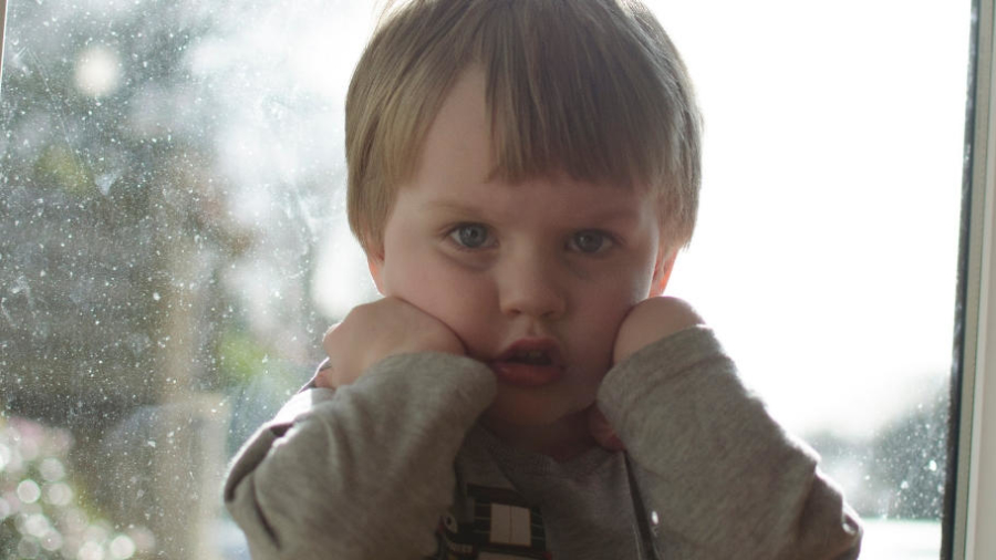 Phrases to calm an angry child