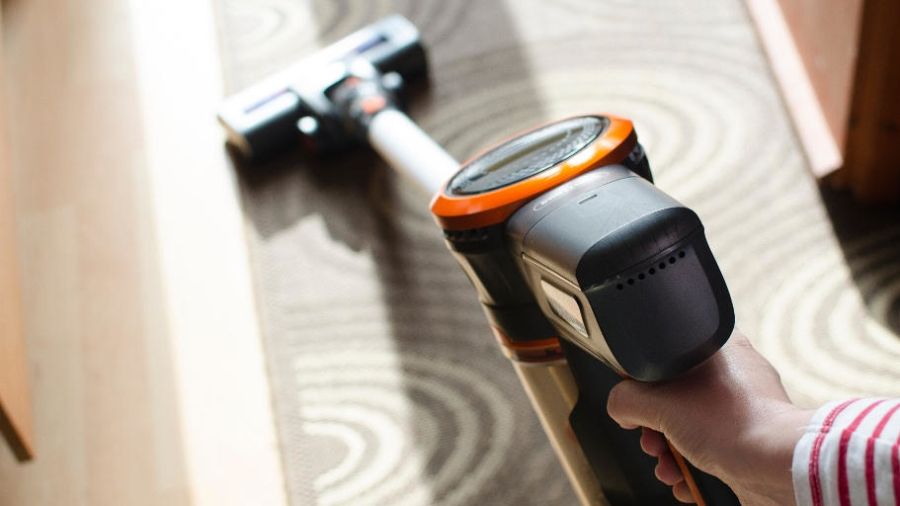 Review VonHaus handheld vacuum cleaner