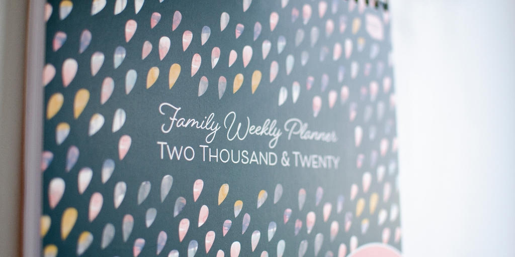 Boxclever family weekly planner review