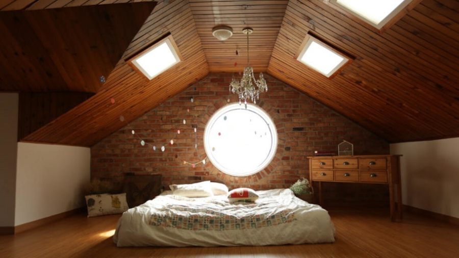 Which rooms can benefit from adding rooflight