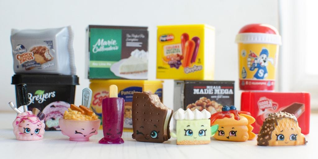 Shopkin Real Littles Icy Treats