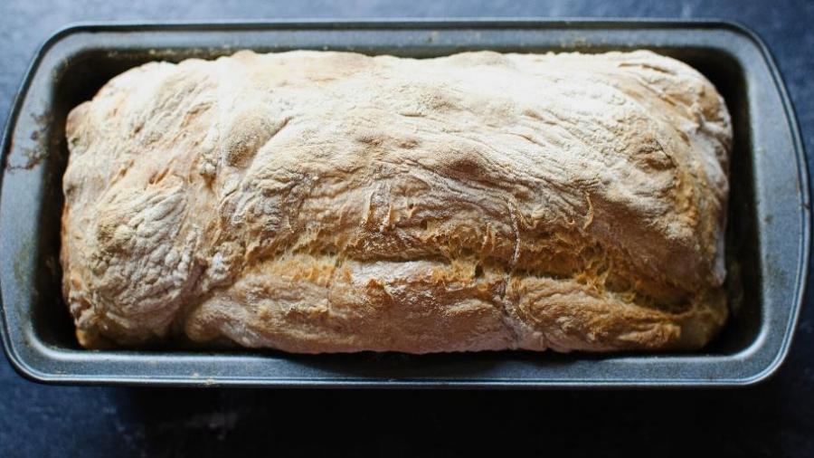 Really easy basic bread recipe