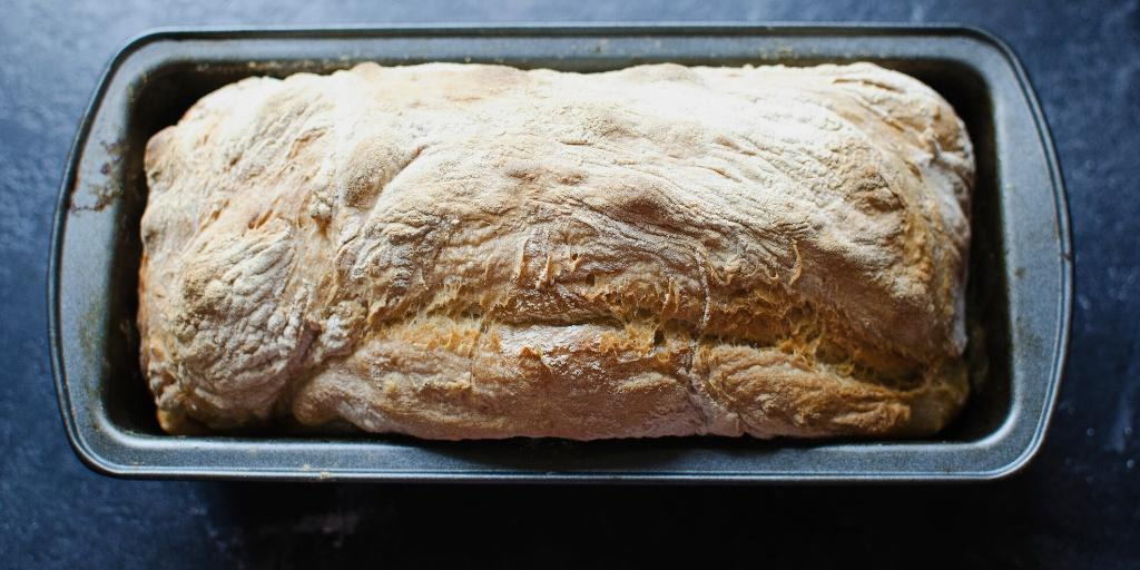 Really easy basic bread recipe