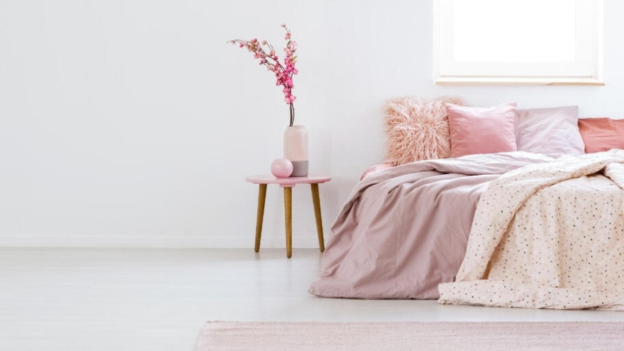 Turn your bedroom into a sanctuary with these steps