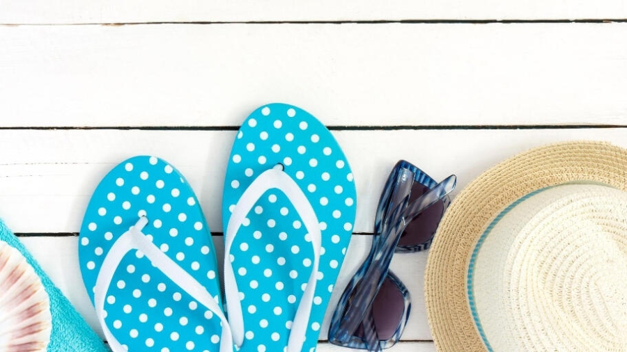 Things to declutter at the end of the summer