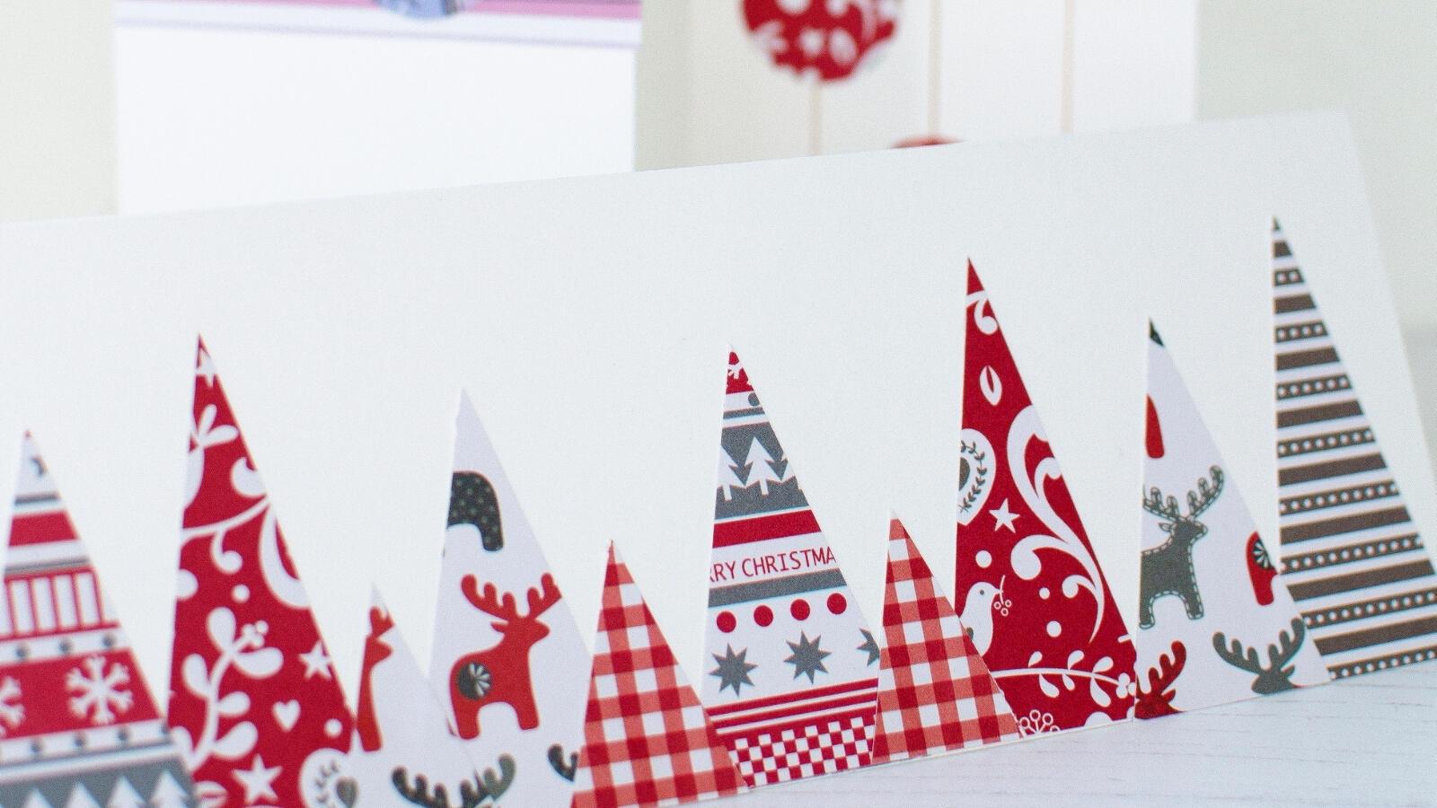 Fun and easy Christmas card ideas
