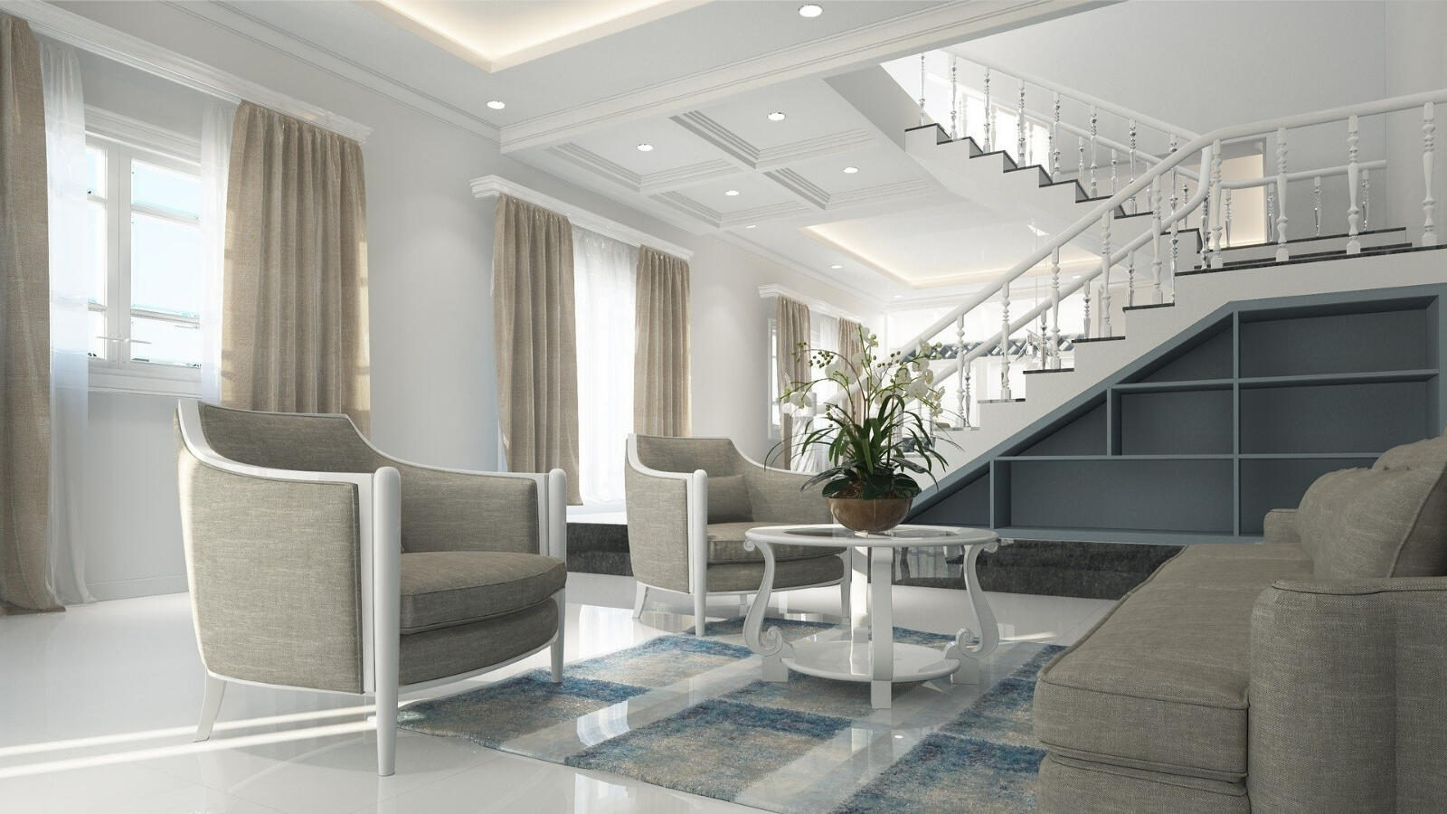 Ways to give your home a luxury feel