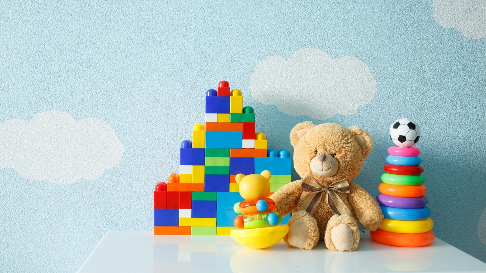 How make room for your children's new toys this Christmas