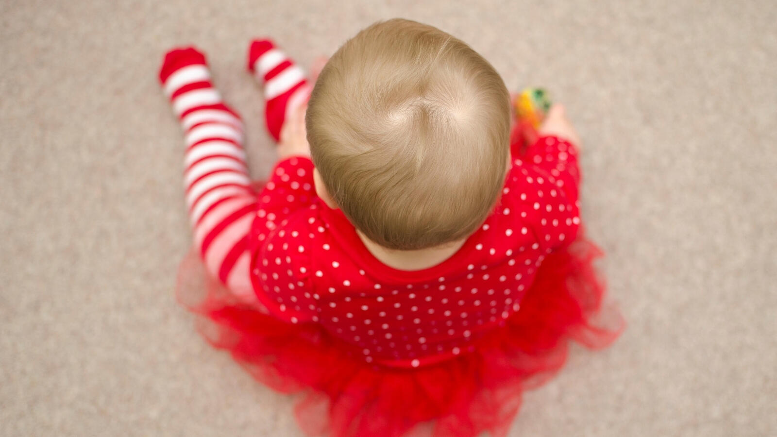 Ways to make your baby's first Christmas special