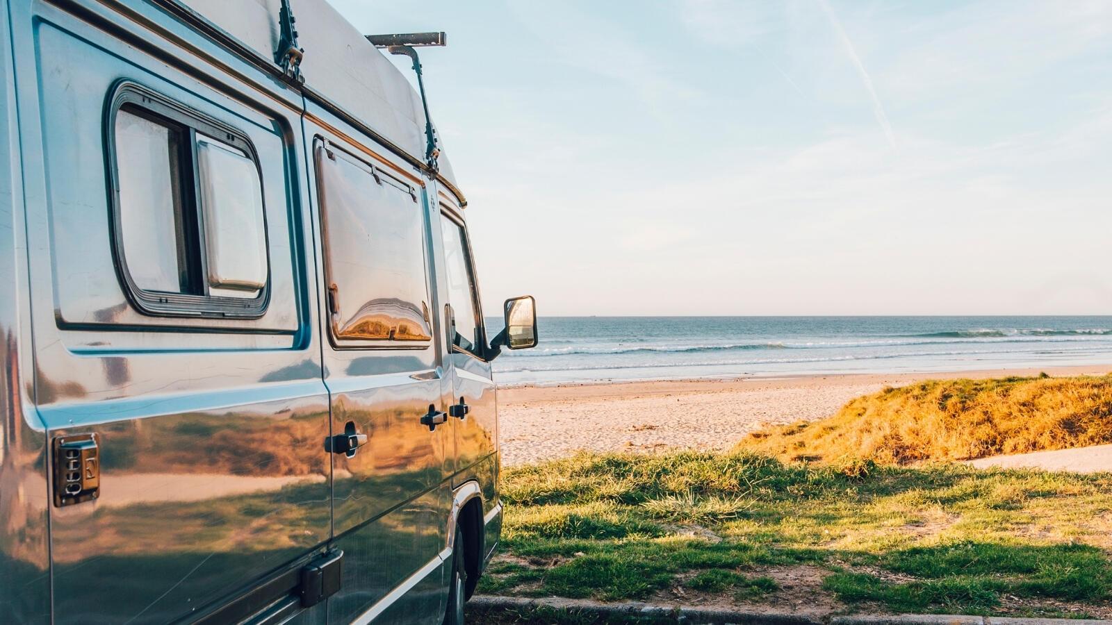 is a campervan break good for kids_