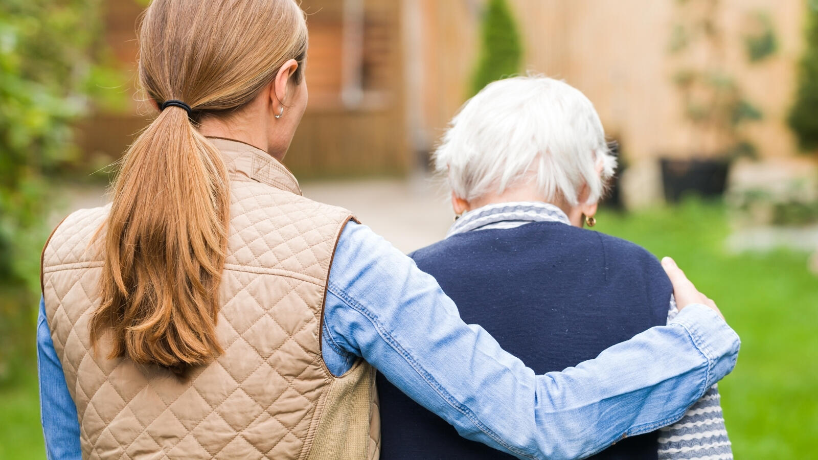 Practical guide for caring for someone with dementia