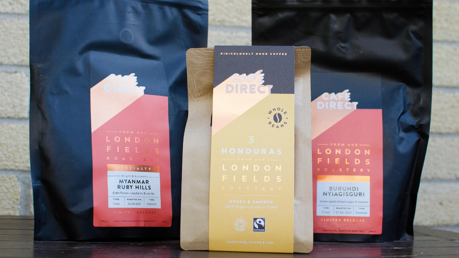 Coffee review Cafedirect