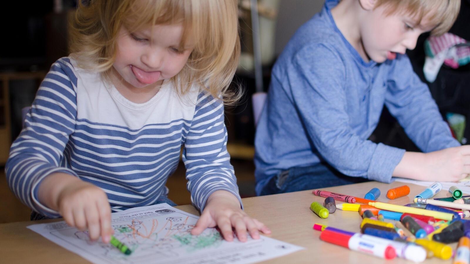 trick to teach child new skills