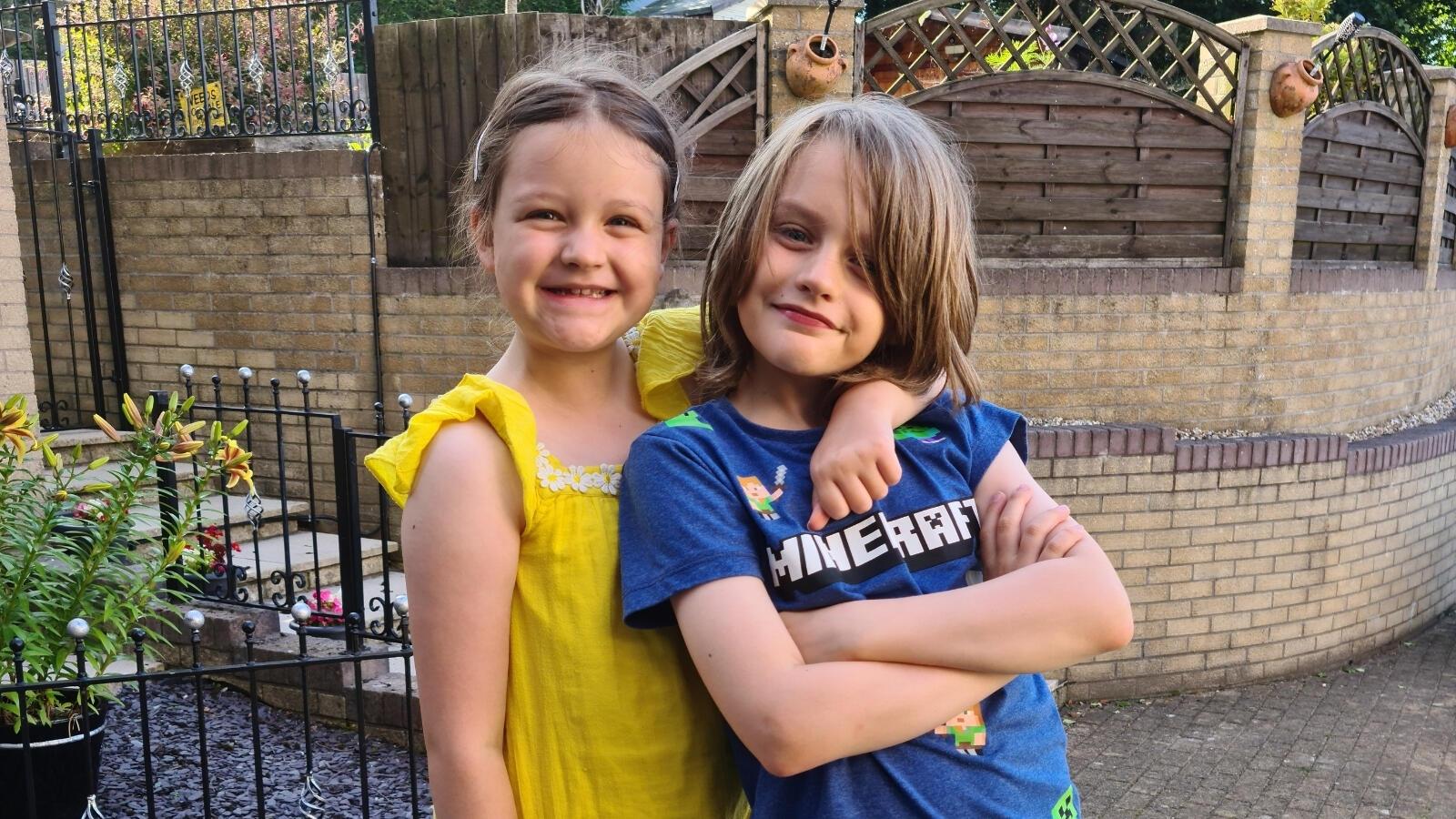 Siblings July 2021
