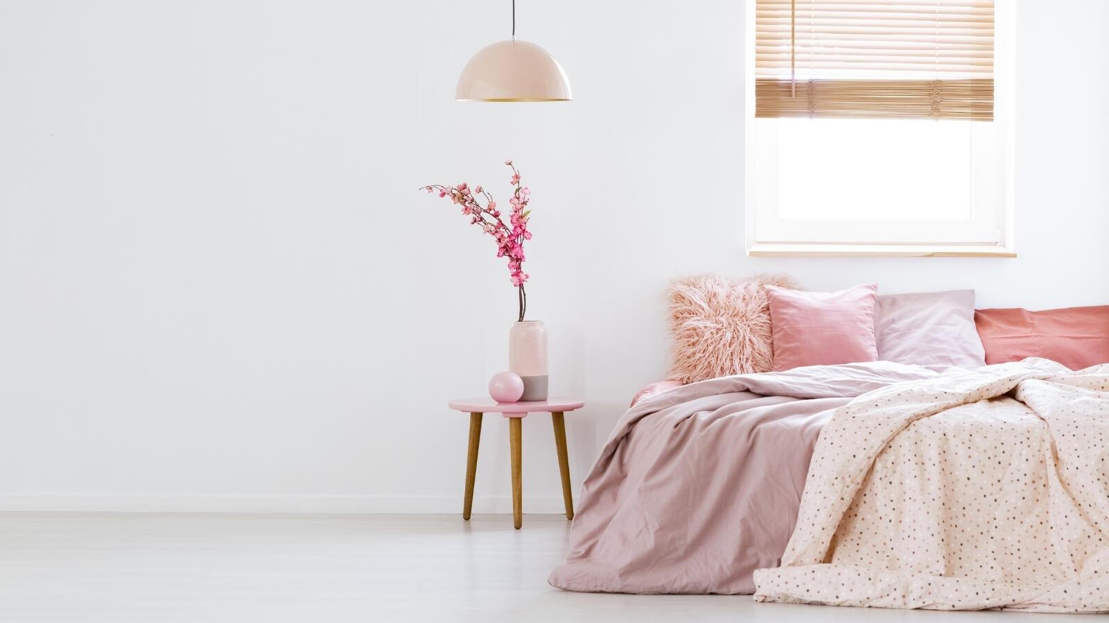 bedroom décor tips for a great night's sleep